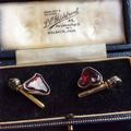 Cufflinks a gentlemans jewel and pratical
