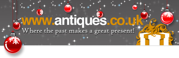 www.antiques.co.uk - Where the past makes a great present!