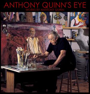 Anthony Quinn's Eye