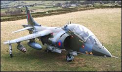 Harrier Jump-jet