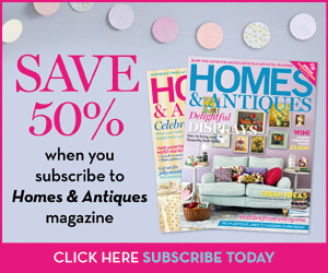 Claim Your Free Copy of Homes & Antiques Magazine