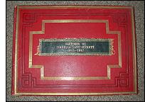 19th Century Watercolour Album